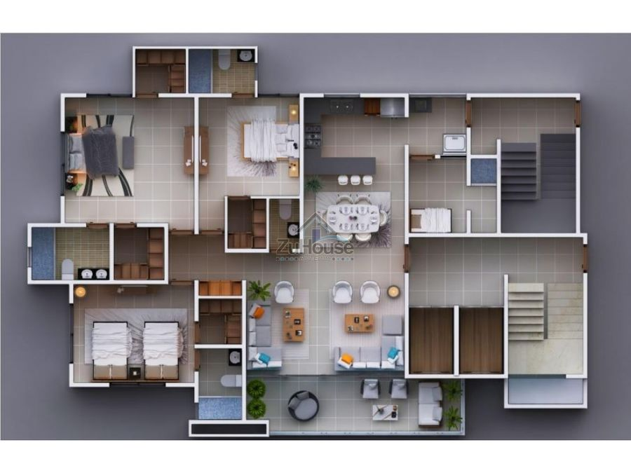 apartamentos en venta en torre de la moraleja santiago wpa07 a3
