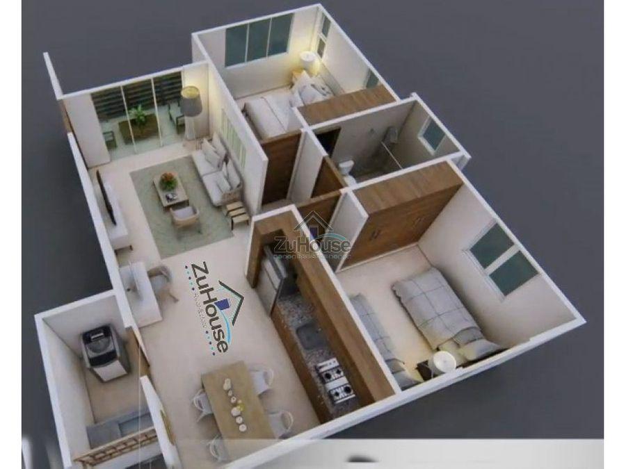 apartamento en venta en santiago wpa51 b
