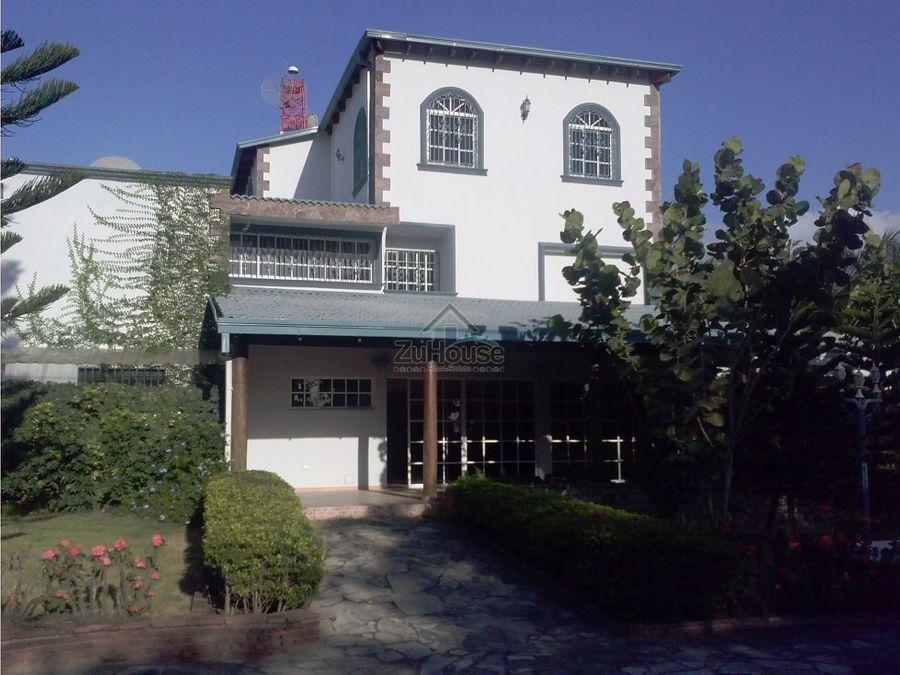 casa en venta en santiago de los caballeros wpc16