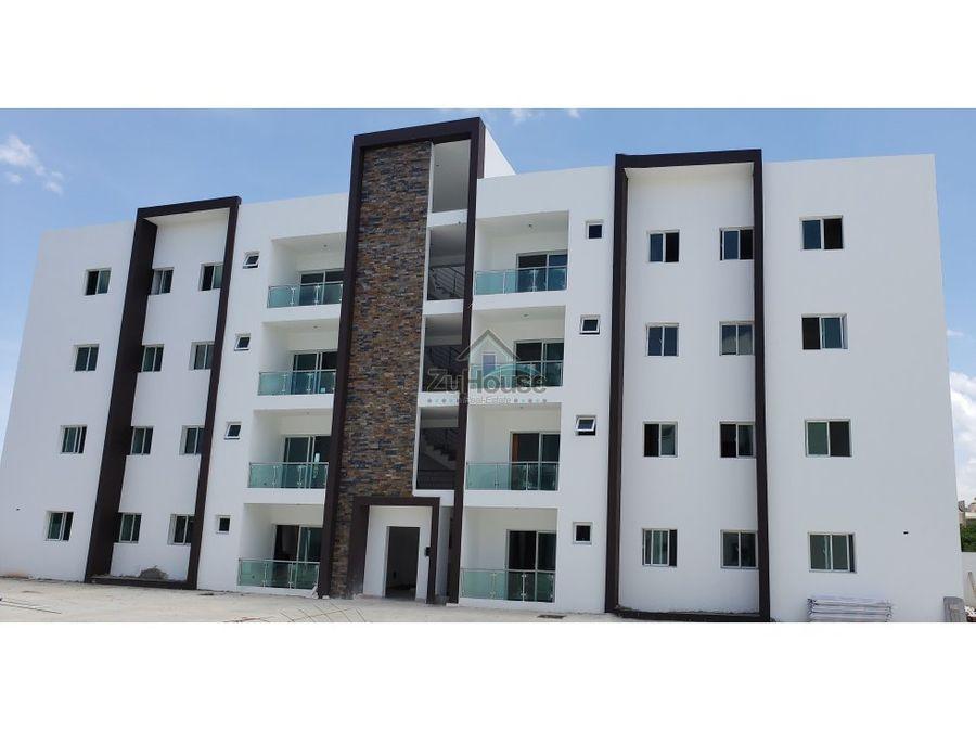 apartamento nuevo en villa maria santiago wpa138