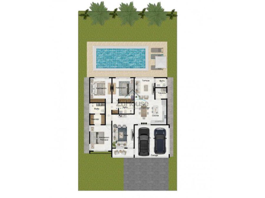 casa en venta en el dorado ii santiago wpc05 b