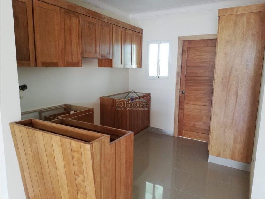 apartamento en plano gurabo bda04