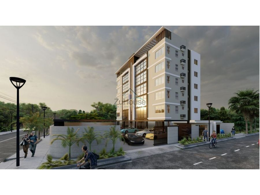 apartamento en venta en sexto nivel de torre en thomen wpa16 a6