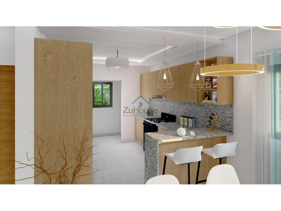 apartamentos en venta de 2 habitaciones en el dorado santiago wpa74 b