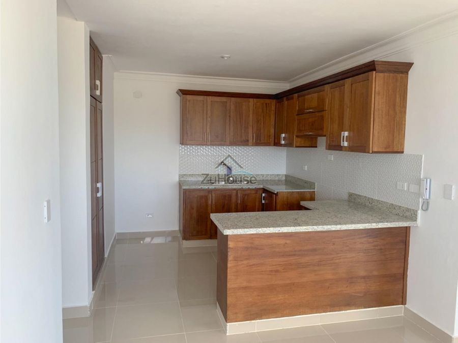 apartamento nuevo en venta en 4to nivel proximo al homs wpa78 b4