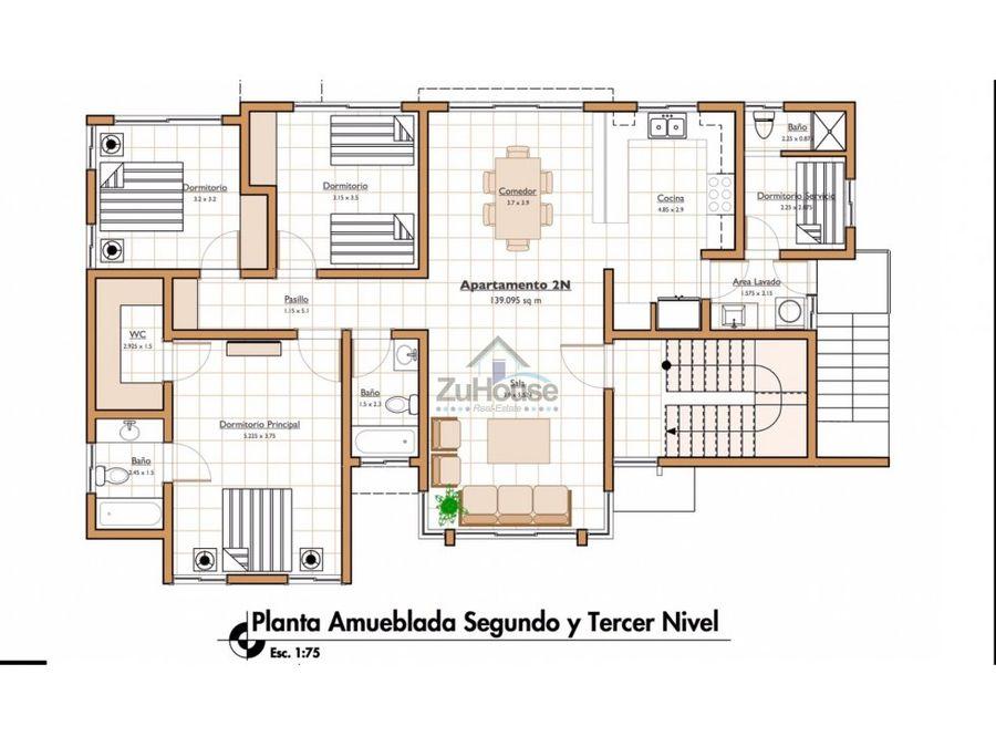 apartamento en venta en el rosal santiago wpa69