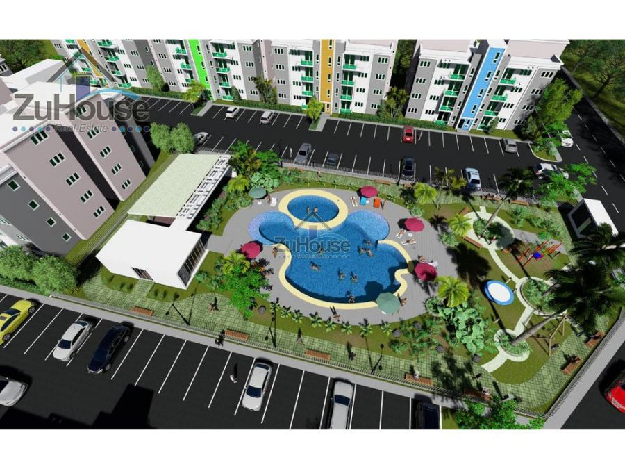 apartamento en venta en construccion en llanos de gurabo wpa88 a1