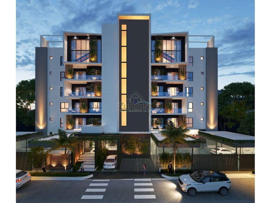 torre de apartamentos en planos en cerros de gurabo santiago wpa52 b