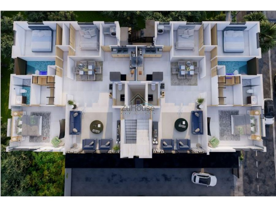 apartamentos en venta en planos en torre en thomen wpa16 a2
