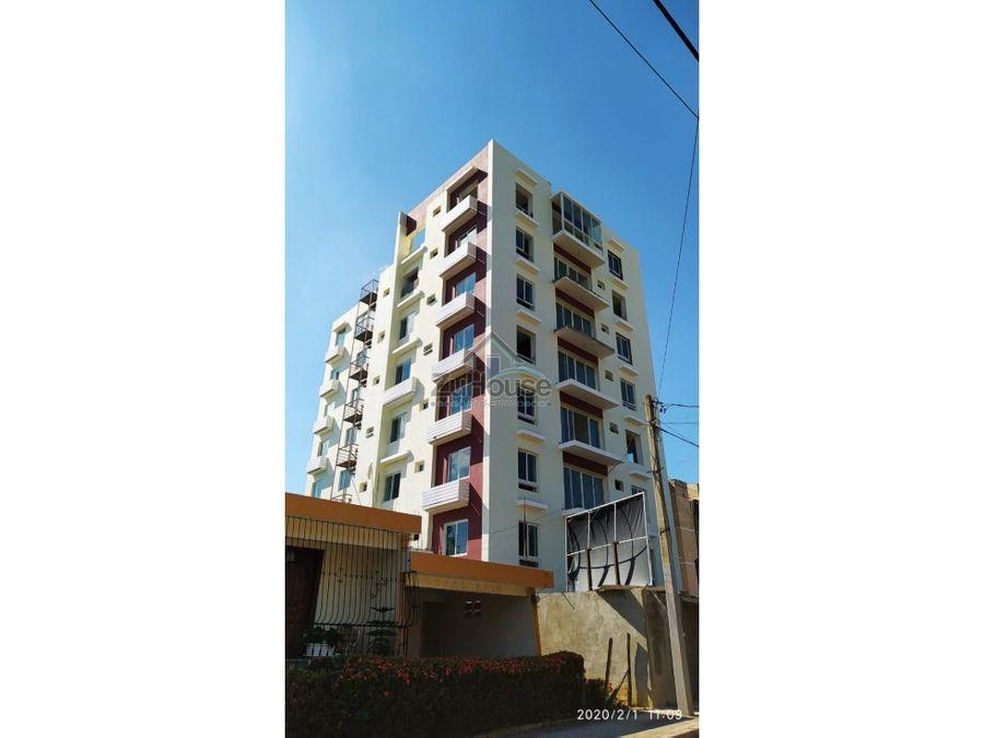 apartamento en venta villa olga santiago za25 b