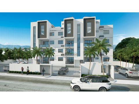 apartamento tipo penthouse en venta en santiago wpa63 a