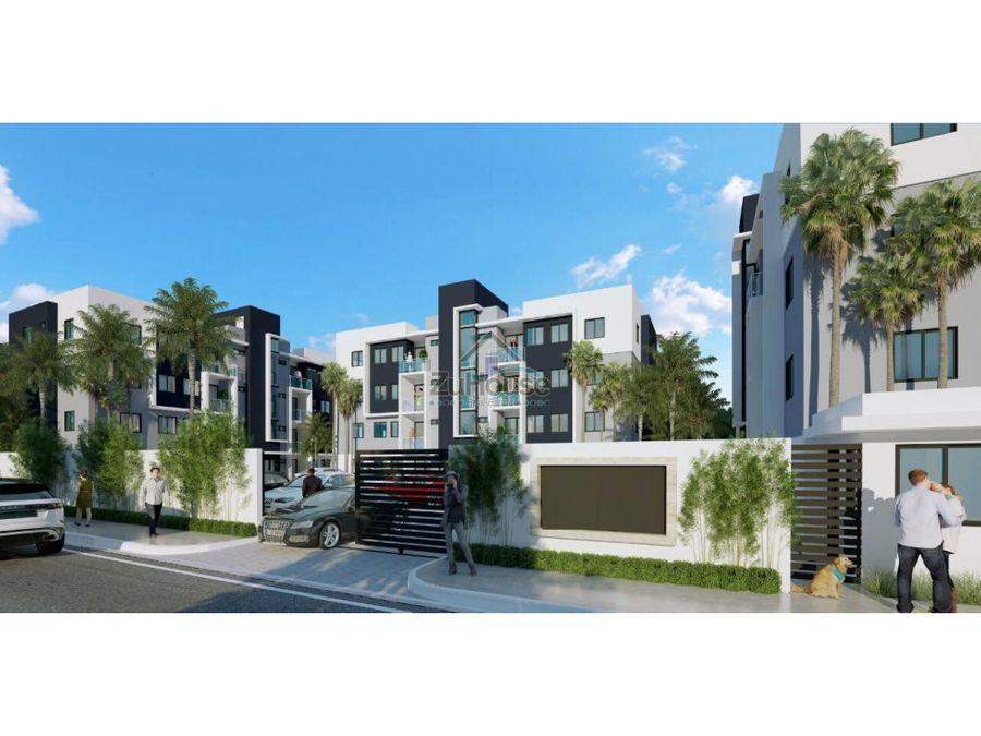 apartamento en venta en urb thomen stgo wpa104 b