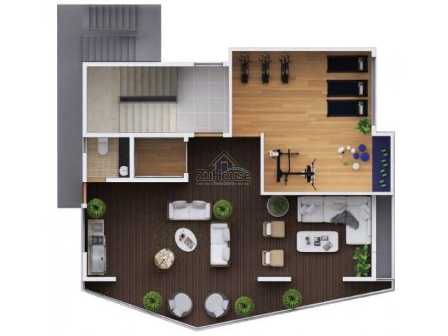 apartamento en venta en cerros de gurabo santiago wpa54