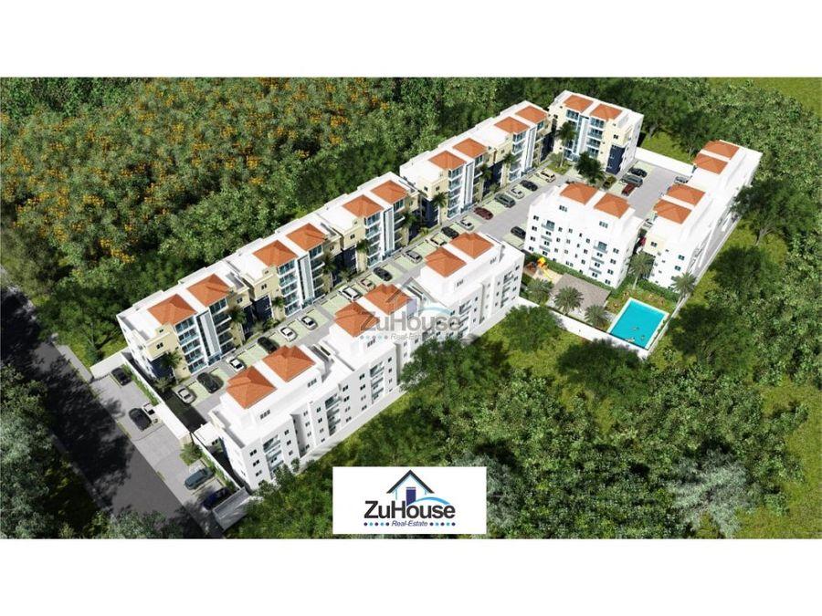 apartamento en venta en santiago pontezuela bda03 a