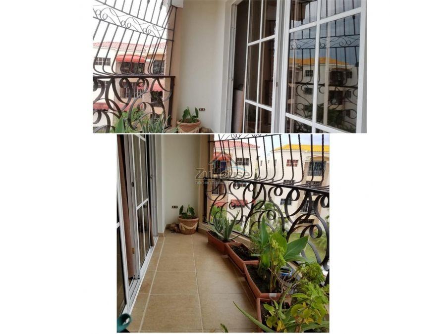 apartamento en venta de oportunidad en gurabo bda06