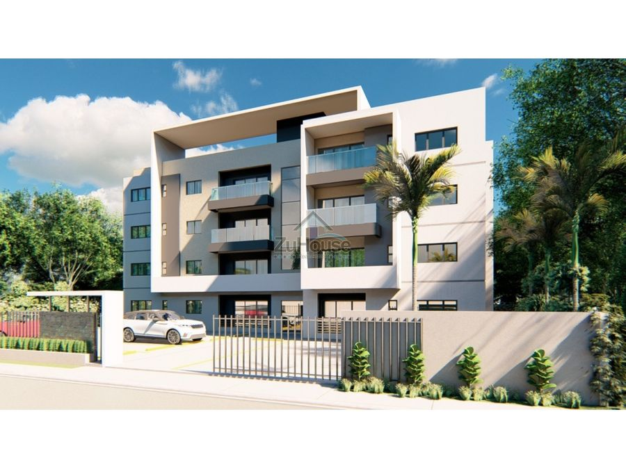 apartamentos en venta en planos en gurabo santiago wpa37 a3