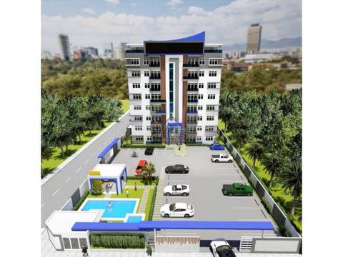 apartamento en venta en 5to nivel de torre en thomen santiago wpa64 a5