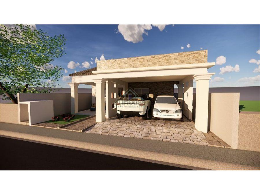 casa en venta en planos en gurabo santiago wpc07 b