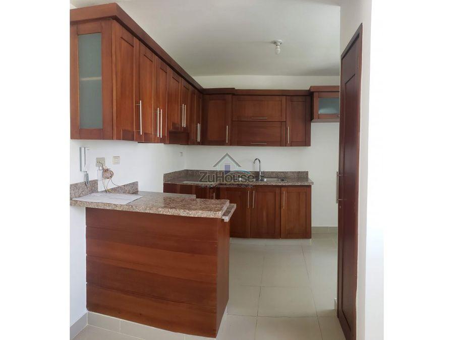 apartamento en venta en 2do nivel en santiago wpa56