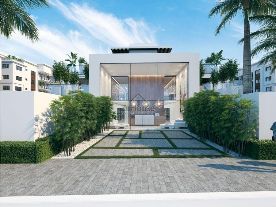 penthouses en venta en planos santiago de los caballeros wpa41 b