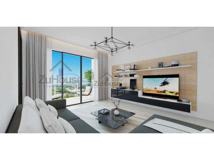 apartamento en venta en santiago de los caballeros wpa50 c