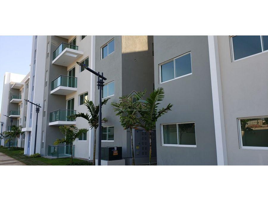 apartamento 3er nivel en venta en llanos de gurabo wpa116 d