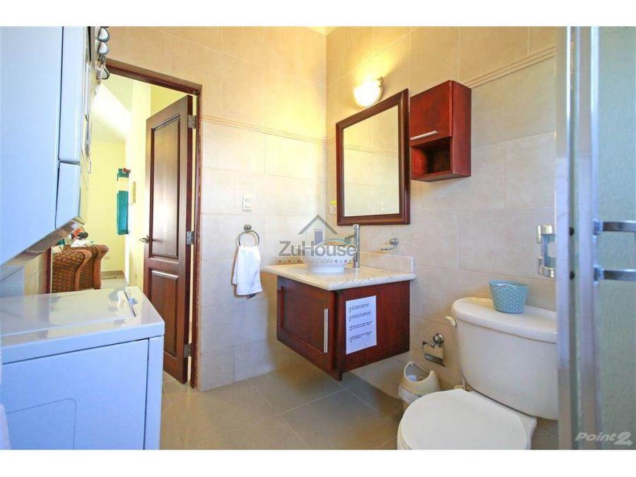 apartamento de 2 habitaciones en venta en cabarete puerto plata wpa36