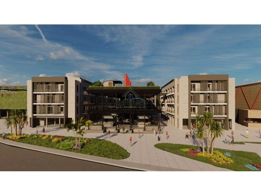 apartamentos en venta en planos en playa bavaro punta cana wpa10 t3j