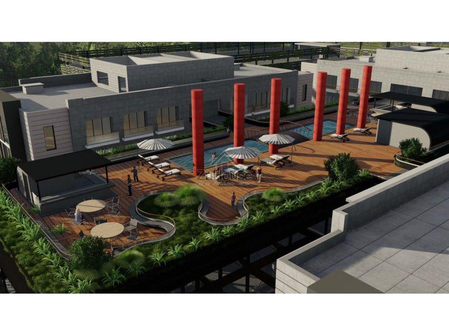 amplio penthouse en venta en bavaro punta cana wpa10 t3k4