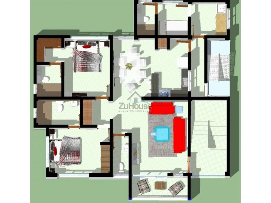 apartamento en venta en villa maria stgo wpa07 c