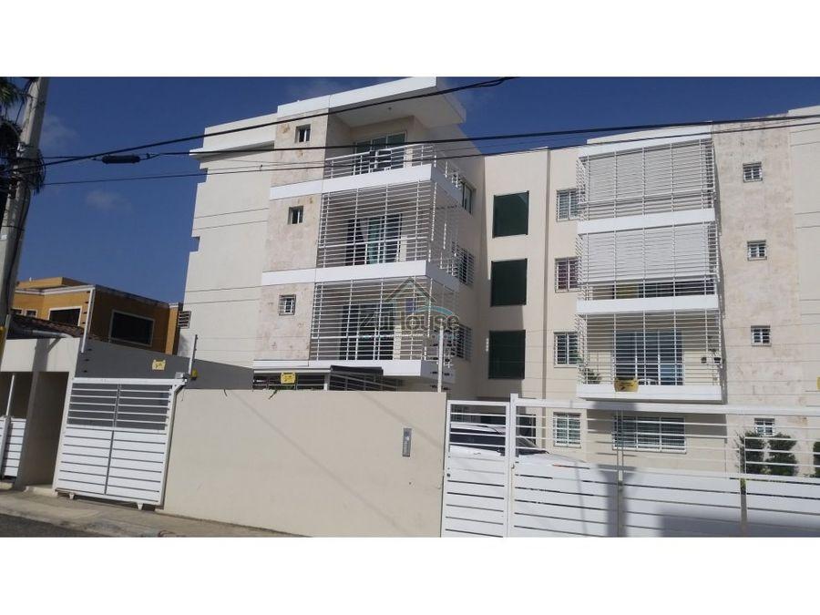 apartamento en venta los alamos santiago za18