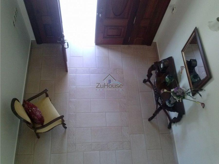 casa en venta en villa maria santiago wpc26