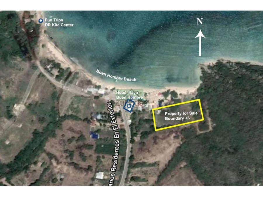 terreno en venta en playa de monte cristi wps02