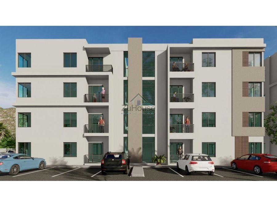apartamento en venta en los rieles santiago wpa25 b