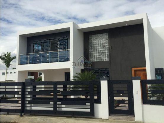 casa en venta en gurabo santiago wpc08 c