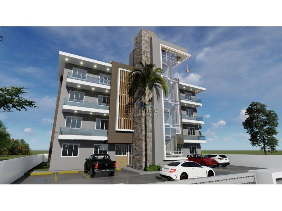 apartamentos en venta en planos en villa maria santiago wpa38 a