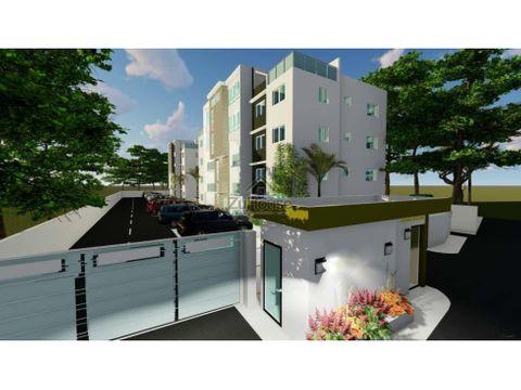 apartamento en venta en santiago za04 a