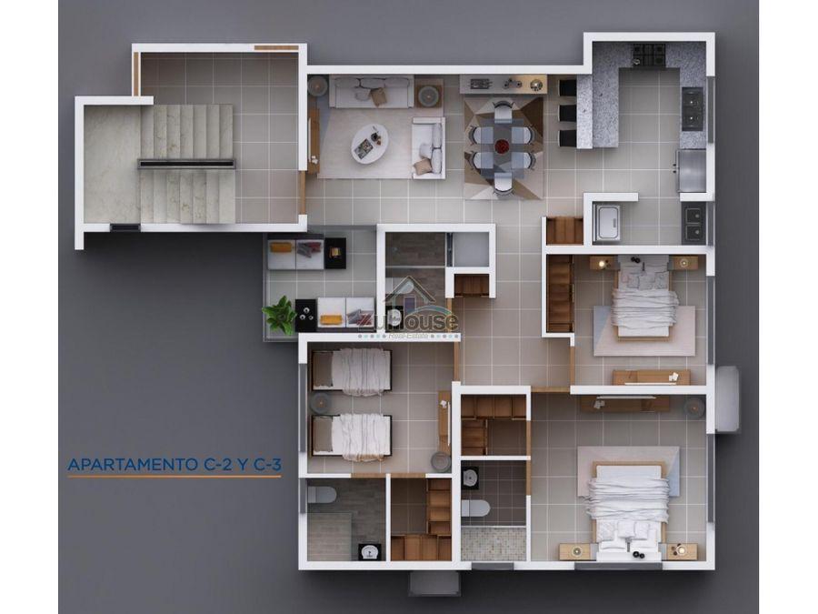 apartamentos en venta en planos en el embrujo iii wpa49 b