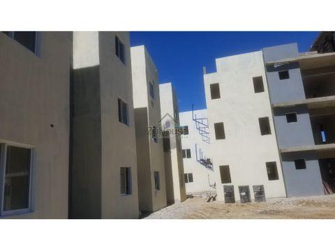 apartamento en tercer nivel en venta en santiago wpa51 b