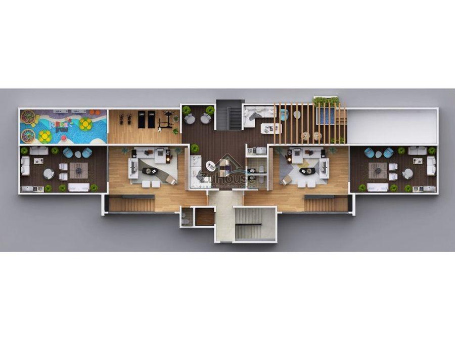 apartamentos en venta en planos en cerros de gurabo santiago wpa52 a4
