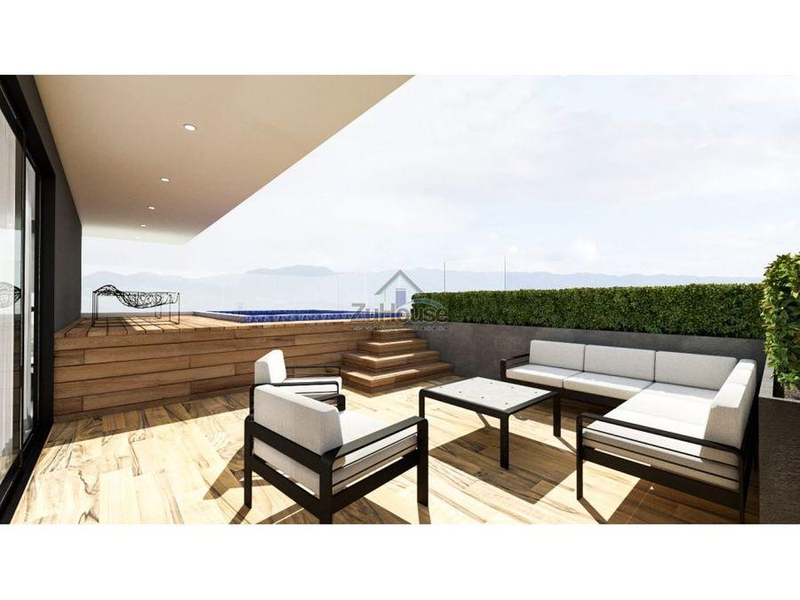 apartamentos en venta en planos en torre en thomen santiago wpa20 b2