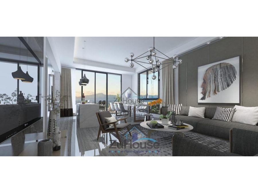 apartamento en venta la esmeralda santiago za11 b