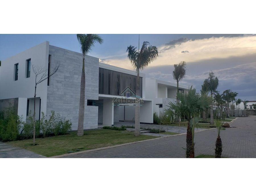 casas lujosas en exclusivo complejo privado en santiago wpc09