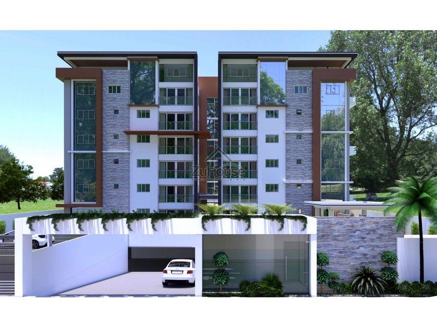 apartamento en venta en torre en construccion en santiago wpa13 c