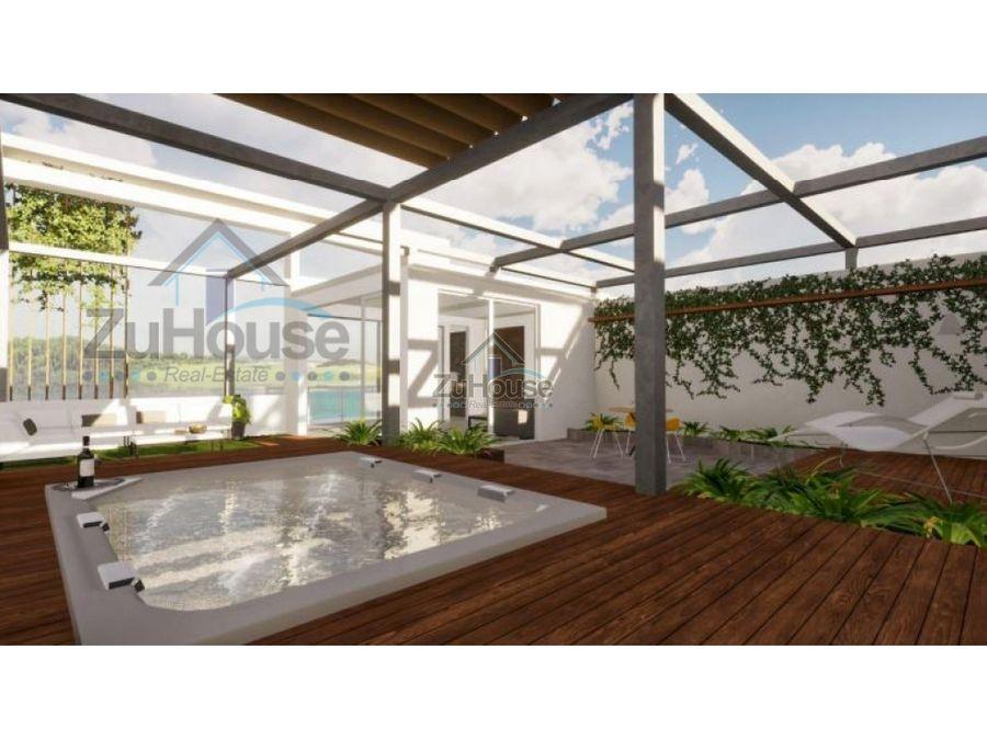 apartamento en venta en 2do nivel en torre de villa olga wpa59 b2