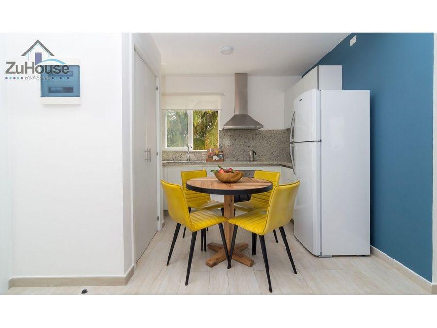 apartamento en venta en bavaro punta cana wpa97 c