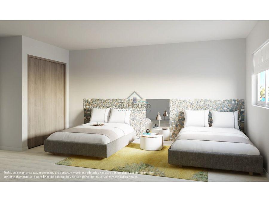 apartamento en venta en playa bavaro wpa76 c