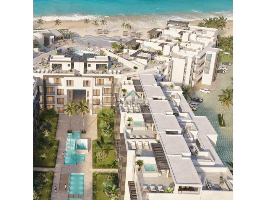 apartamento en venta en playa bavaro wpa146 c