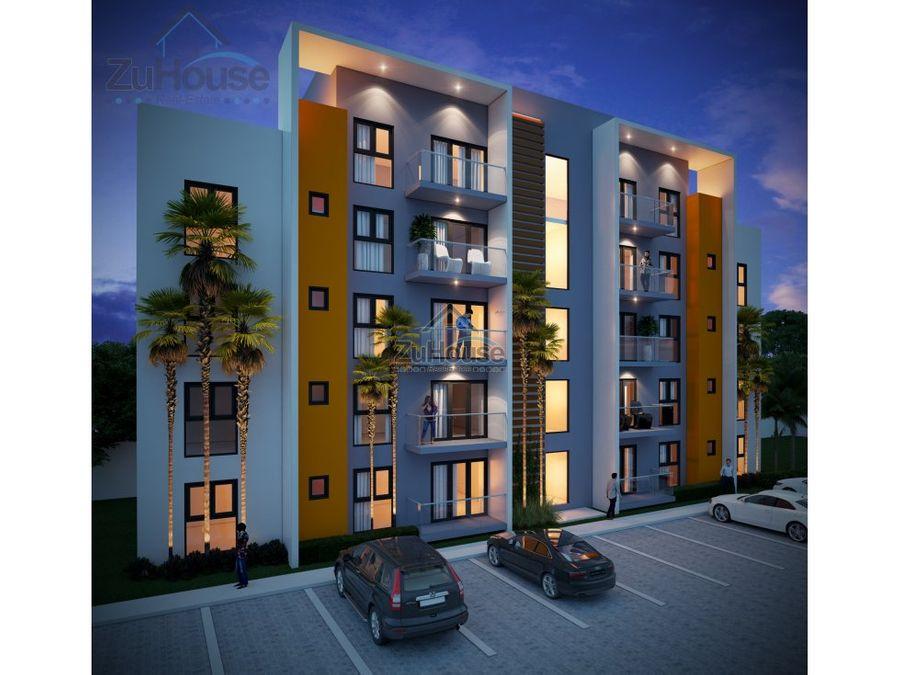 apartamento en venta en llanos de gurabo wpa26 b