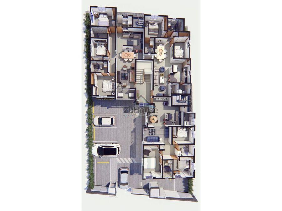 apartamento nuevo en venta en monte verde wpa04 c